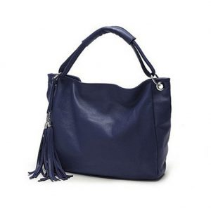 Hobo Handbag with multiple pockets