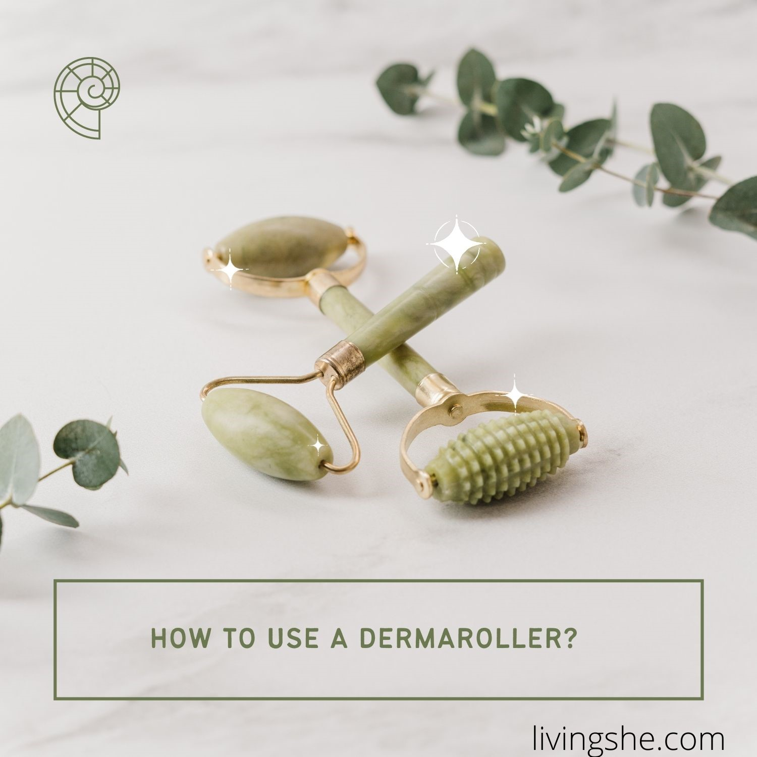 How to use Dermaroller?