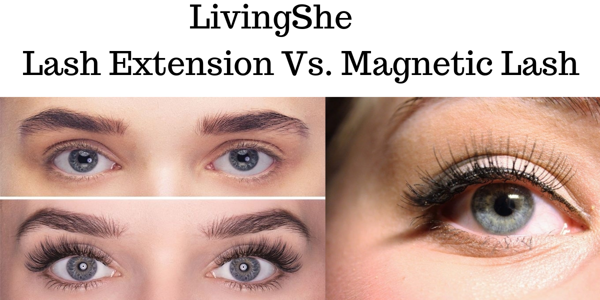 LASH EXTENSIONS VS. MAGNETIC LASHES – WHICH ONE TO CHOOSE