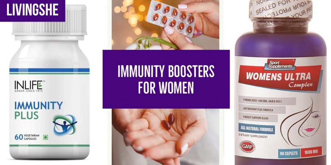 WHY IMMUNITY BOOSTERS ARE SO IMPORTANT FOR WOMEN'S HEALTH [BUYING GUIDE FOR 2021]